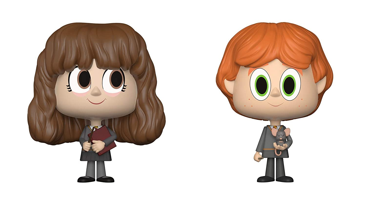 Multicolor 30001 Funko Vynl Ron /& Hermione 2 Pack Harry Potter