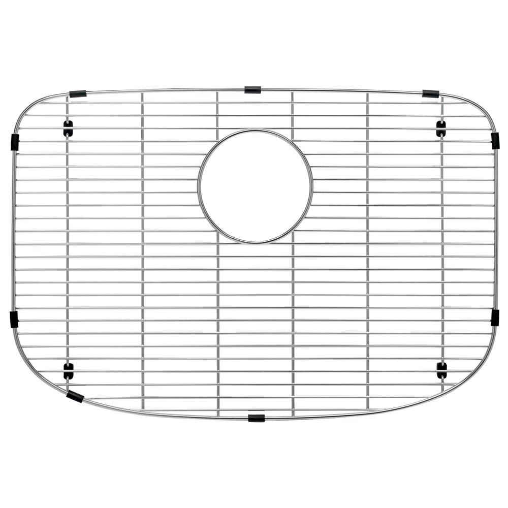 Blanco 230692 Sink Grid for One Single Bowl Kitchen Sink, Medium, Stainless Steel