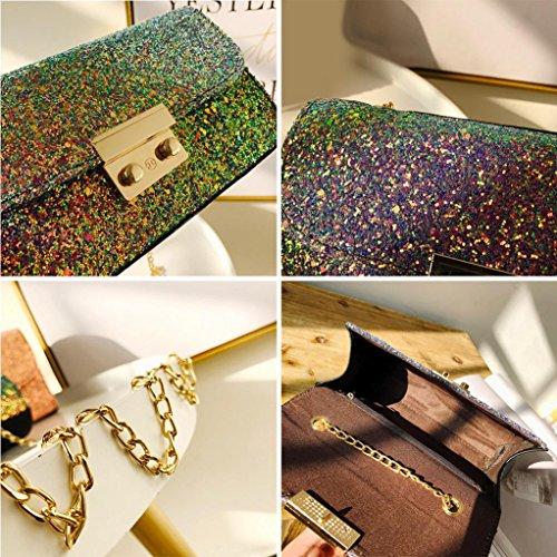 Cm l 20 Byste Tela Para Mujer 13 De Dimensioni Bolso Multicolor h 5 wn0n1S8AT