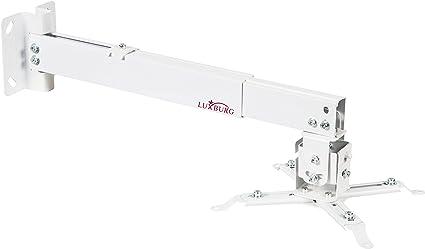 Luxburg® Kit de Montaje Pared/Techo Universal para proyector ...