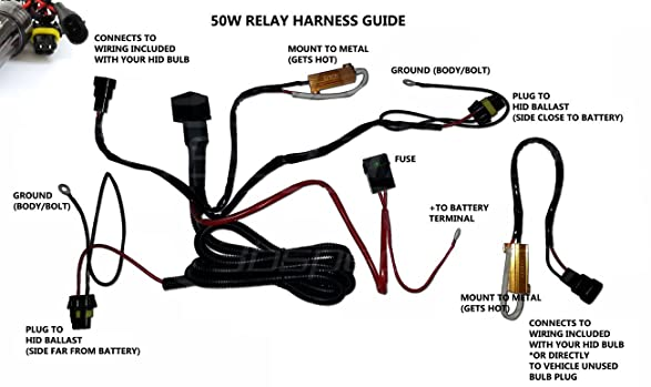 wire relay harness   18 wiring diagram images