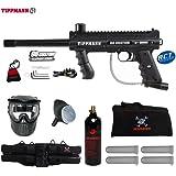 Tippmann 98 Custom Platinum Series Beginner CO2 Paintball Gun Starter Package
