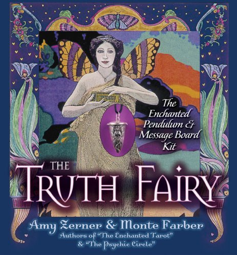 By Monte Farber - The Truth Fairy: The Enchanted Pendulum & Message Board Kit (Box Pck) (2008-05-21) [Paperback] ()