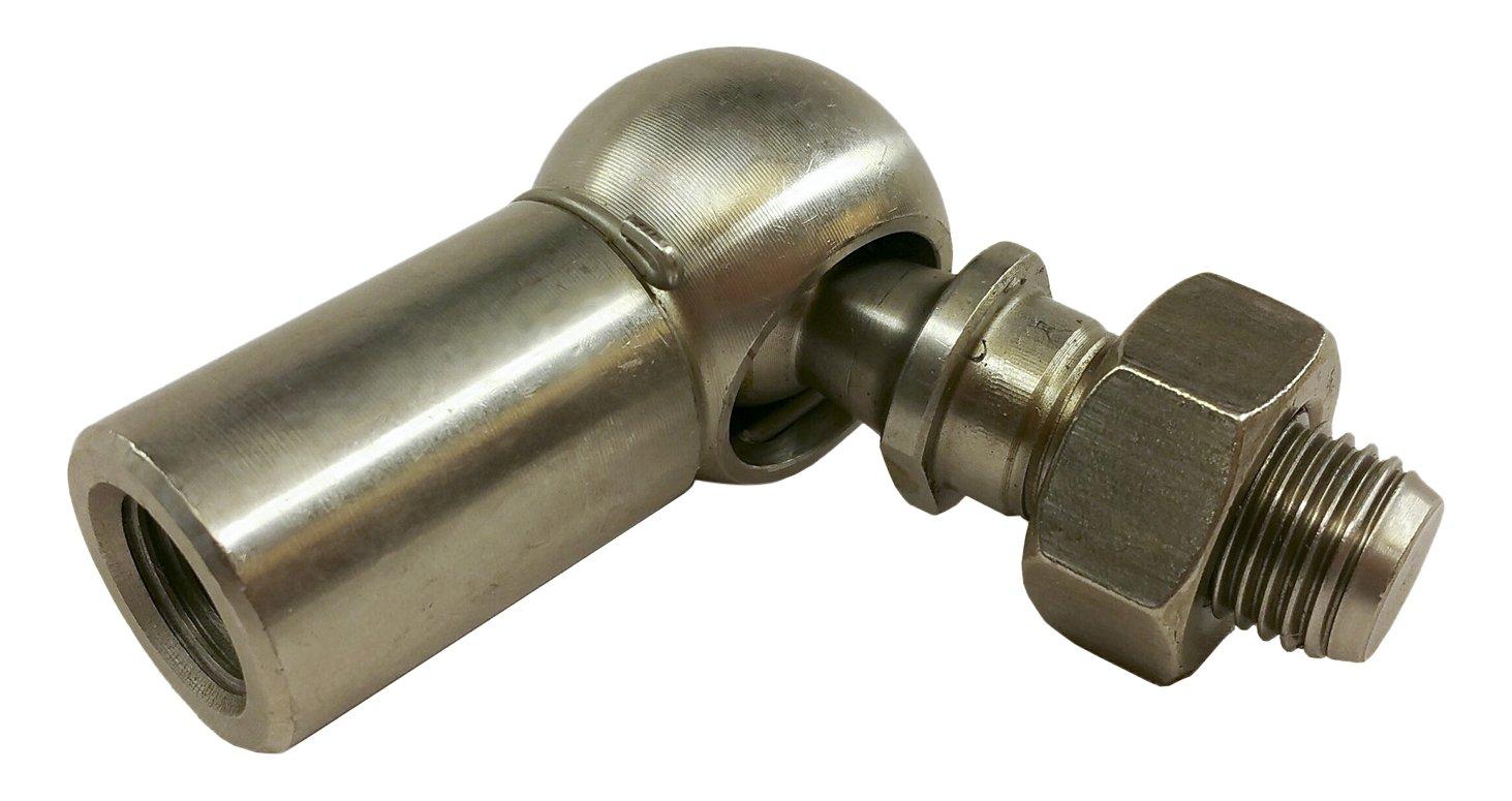 1x M6 Uniballgelenk Swivel Head Spherical Bearings Universal Joint M 6 inside!