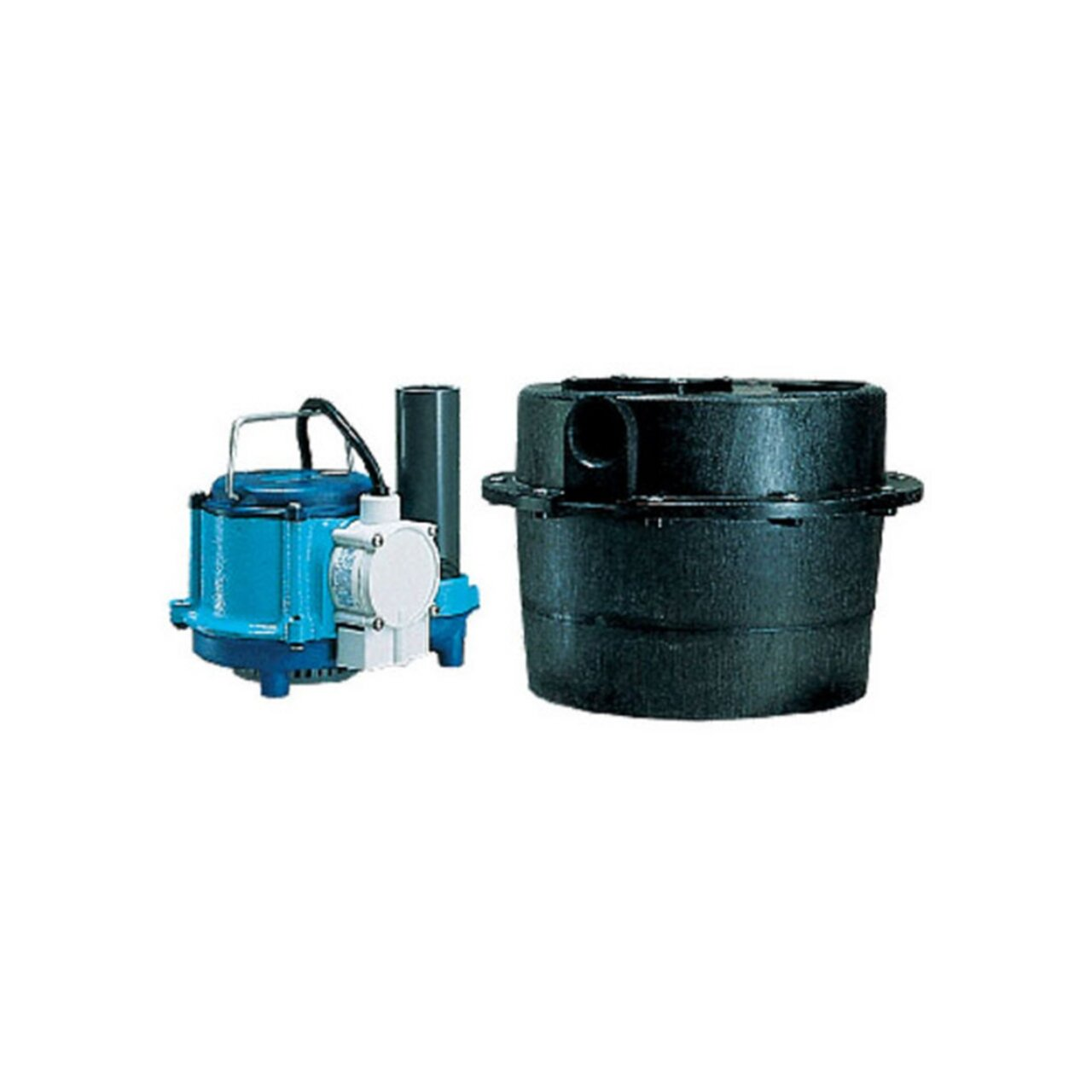 Little Giant WRSC-6 Compact Drainosaur Tank and Pump Combination System by LITTLE GIANT