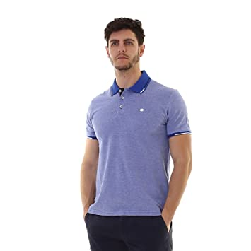 Champion - Polo, Turquesa, X-Large: Amazon.es: Deportes y aire libre