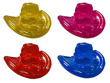 583f808f80928 Image Unavailable. Image not available for. Colour  Inflatable Cowboy Hat  For Adult ...