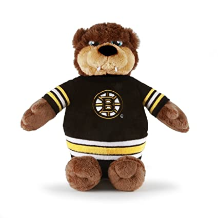 d3e2a72462d Amazon.com   NHL Boston Bruins Reverse-A-Pal Toy   Childrens Plush Toy  Pillows   Sports   Outdoors