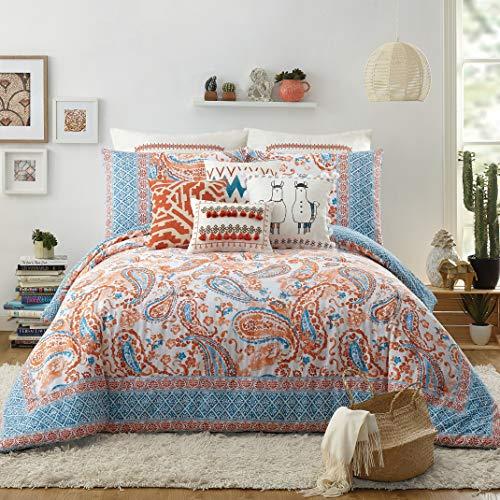 Jessica Simpson Caicos Comforter, Full/Queen, - Queen Murano Bed