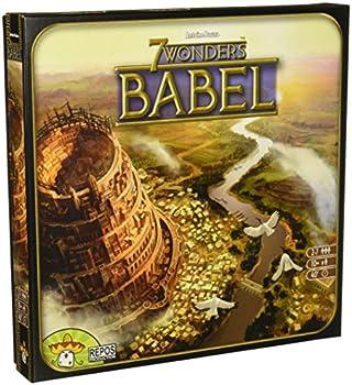 Asmodee 7 Wonders Babel Expansion Board Game