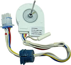 Lifetime Appliance WR60X10074 Evaporator Fan Motor Compatible with General Electric Refrigerator