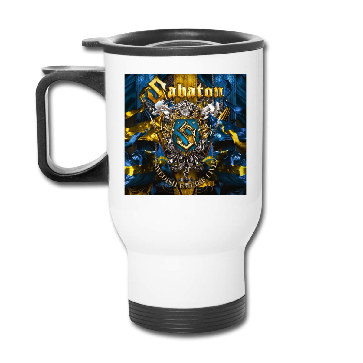 Amazon com: Sabaton Swedish Empire Live 16 Oz Stainless