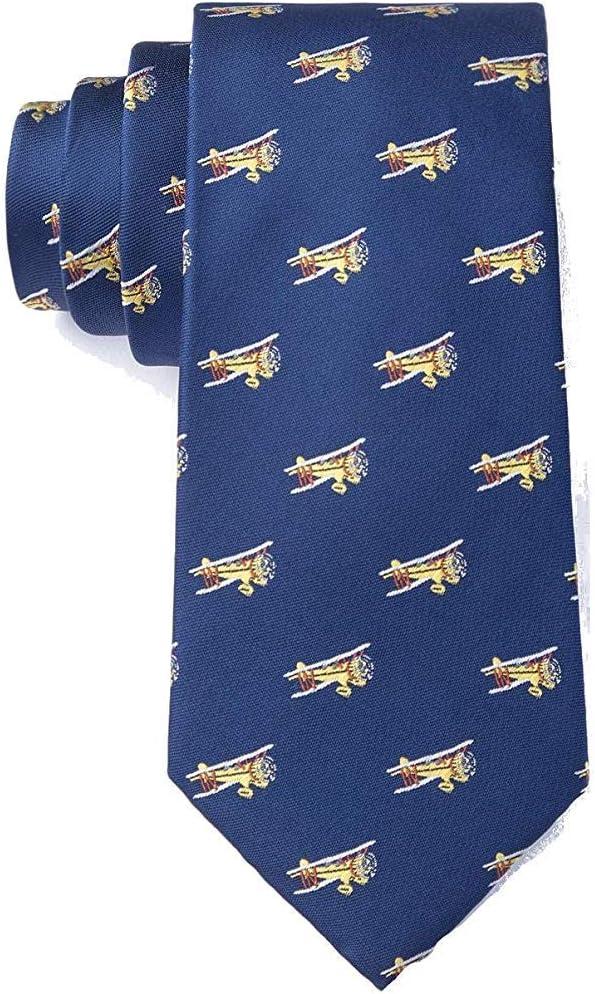 Corbata biplano azul marino para hombre Aviones Aviación Avión ...