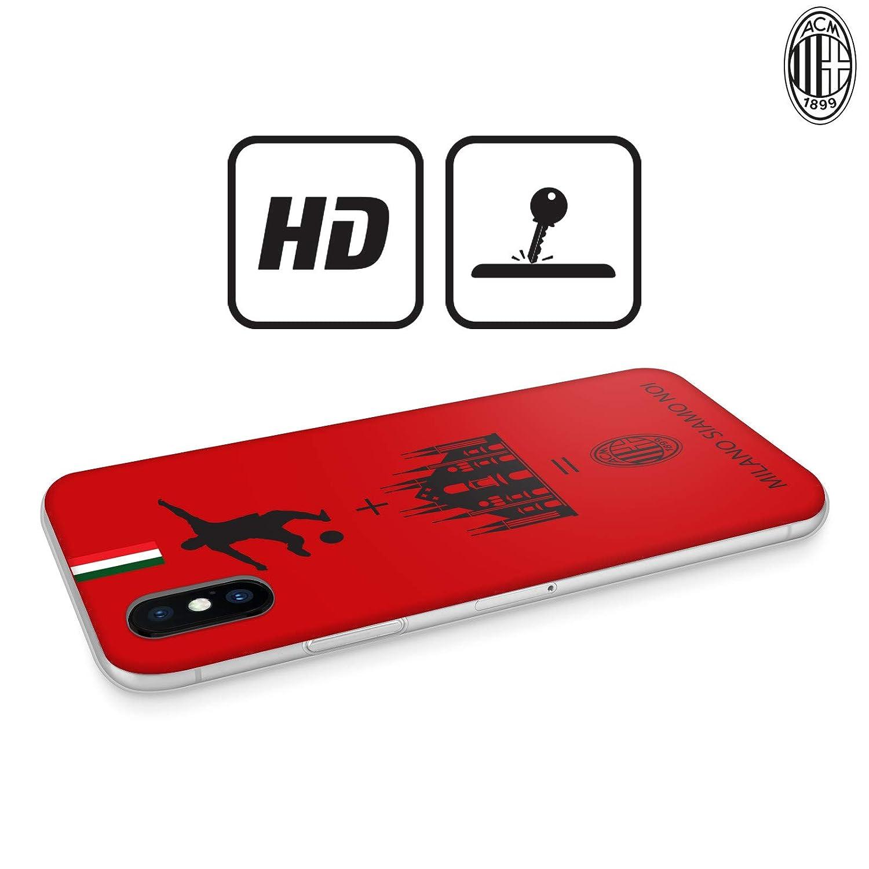 Amazon.com: AC Milan 2018/19 - Carcasa de gel para iPhone XR ...