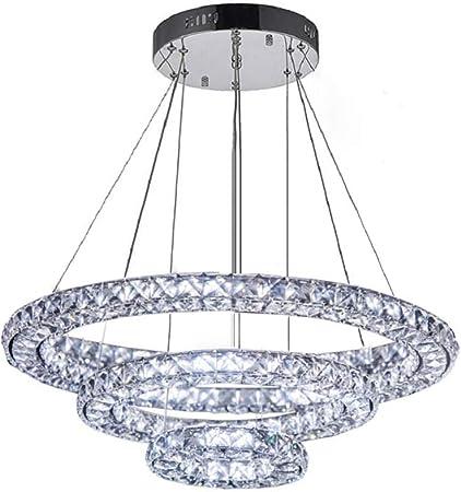 LED K9 crystal chandelier ceiling lamp chandelier lamp ceiling lamp hanging ligh
