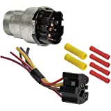 1968-69 galaxie ignition switch with wiring harness fairlane mustang 70  f100 maverick ford (