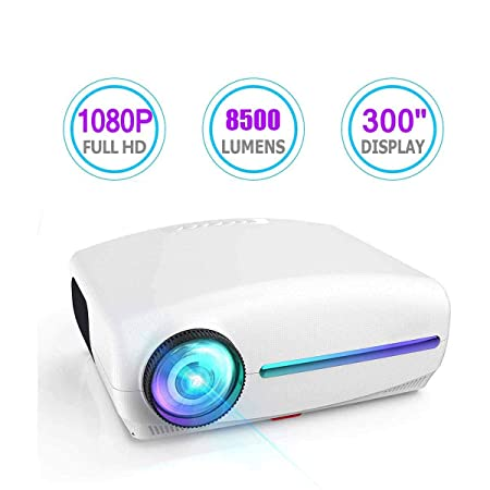 Ai LIFE Proyector Proyector Full HD 1080P (1920x1080) 8500 ...