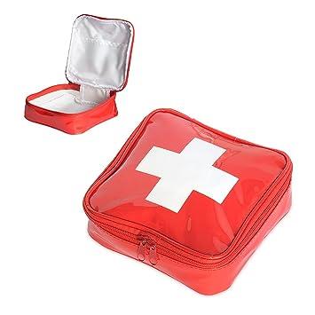 balvi Medikamententasche Erste Hilfe - Medicines Case, Cross, PVC ...