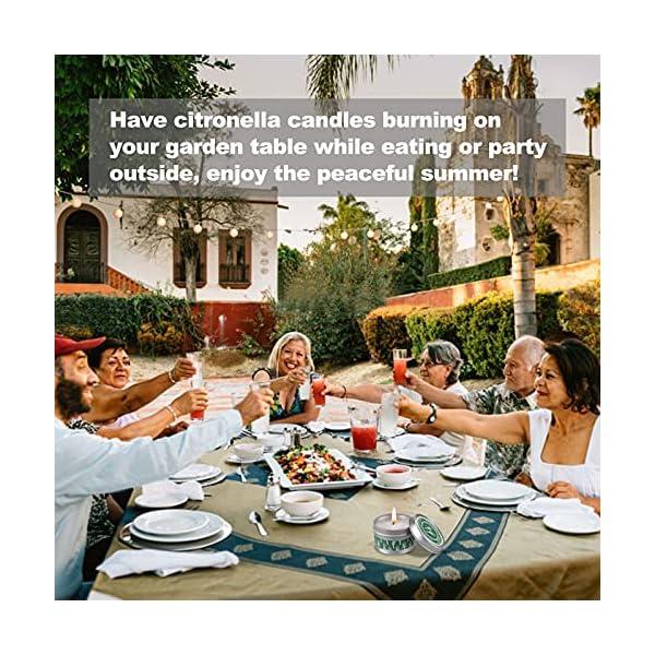 6111ToZNNVS 12 Stück Duftkerze Zitrusfrüchten Lemon, Geschenkset Frauen Schöne Kerzen Duftkerzen Set Weihnachten Geschenkset für…