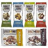 Gorilly Goods Paleo-Organic-Raw-Vegan Trail Mix
