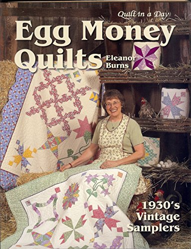 Egg Money Quilts:  1930's Vintage Samplers ()