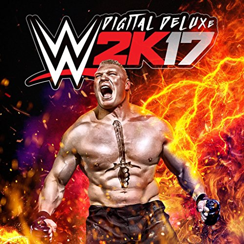 WWE 2K17 Digital Deluxe - PS4 [Digital Code] by 2K Games