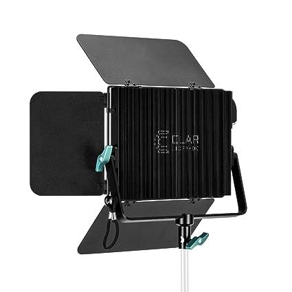... Light - 3000-5600K - Bi Color - Dimmable - 97+ CRI/TLCI - Console Control - DMX Connectivity (17, 500 Lux + Turbo Mode 21, 500 Lux) : Camera & Photo