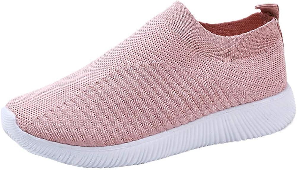 ZODOF Zapatillas Deportivas de Mujer - Zapatos Sneakers Zapatillas Mujer Running Casual Yoga Calzado Deportivo de Exterior de Mujer