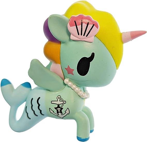 "Tokidoki MERMICORNO SERIES 4 PATITA 3/"" Mini Vinyl Figure Toy Opened Blind Box"