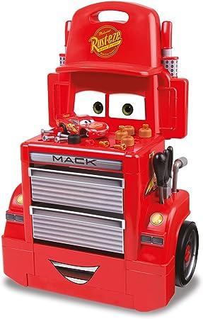 Oferta amazon: Smoby-360208 Cars 3 Mack Truck Trolley, color imagen (360208) , color/modelo surtido