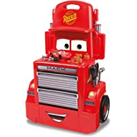 Cars 3-360208 3 Mack Truck Trolley, Color Imagen (Smoby 360208)
