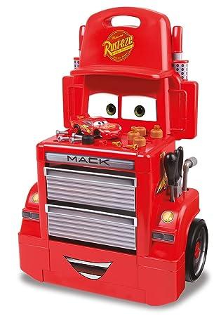 Smoby Disney Cars 360208 Mack Truck Trolley