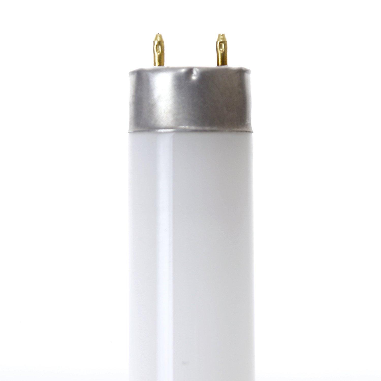 Sunlite F25T8 SP835 25 Watt T8 Linear Fluorescent Light Bulb Medium Bi Pin Base 3500K 30 Pack