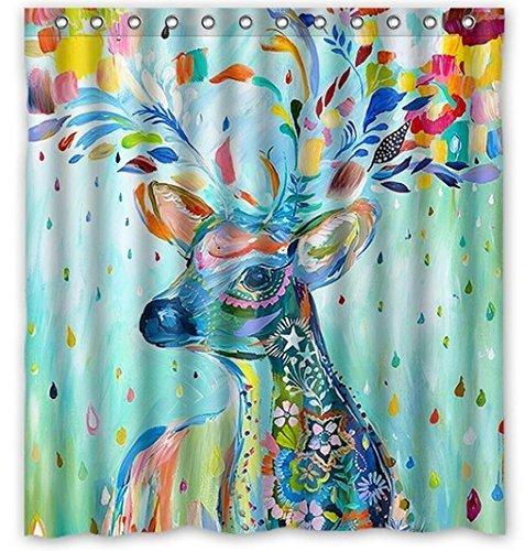 Deer Color Painting 66