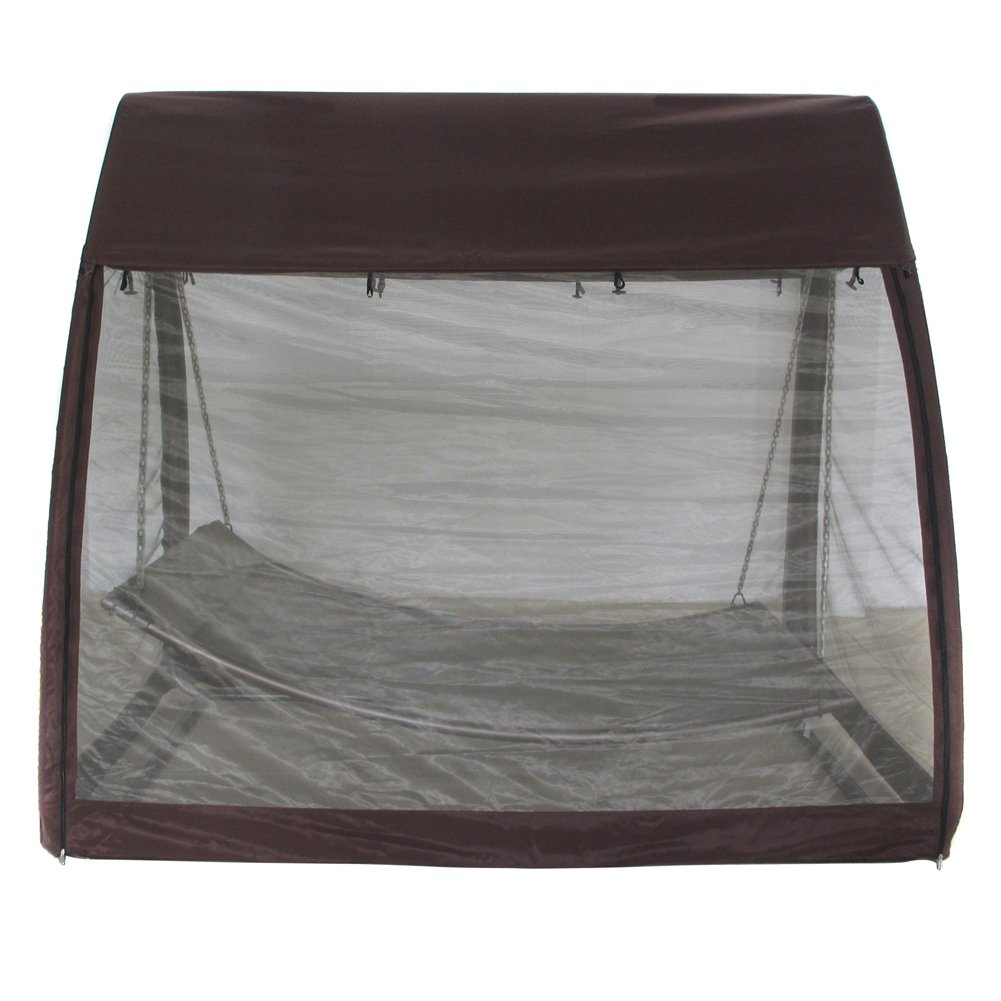 Abba Patio Replacement Netting Cover for Outdoor Canopy Hanging Swing Hammock (Frame not Include)