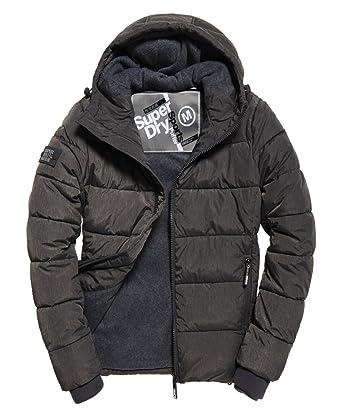 41b40ab55 Amazon.com  Superdry Men s Sports Puffer Jacket