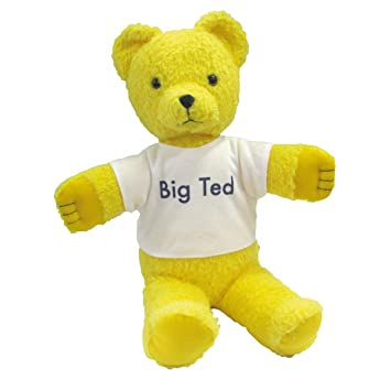 Amazon com: Play School Abc - Big Ted Teddy Bear Stuffed