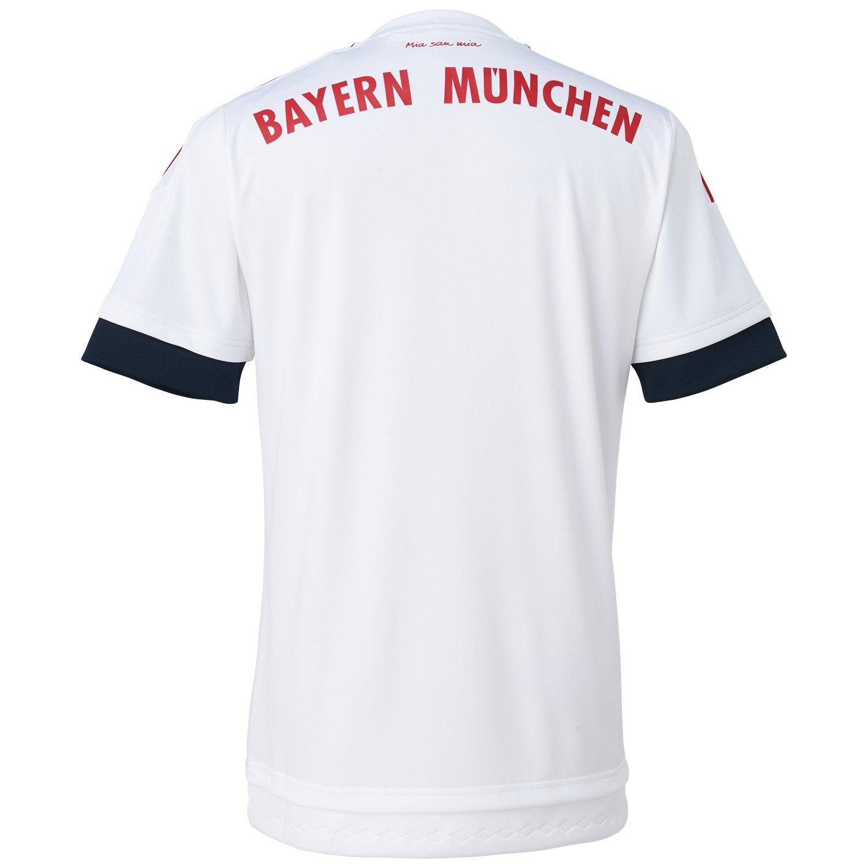 95b6e5009 Amazon.com   FC Bayern Munich Jersey Away 2016   Sports   Outdoors