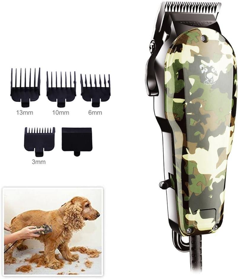 SURKER Cortapelos Perro Cortadora de pelo profesional para perros maquina para cortar pelo de perros Para Mascota Gato ,verde