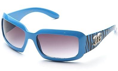 Amazon.com: Kyra Kids de plástico Moda Zebra Print anteojos ...