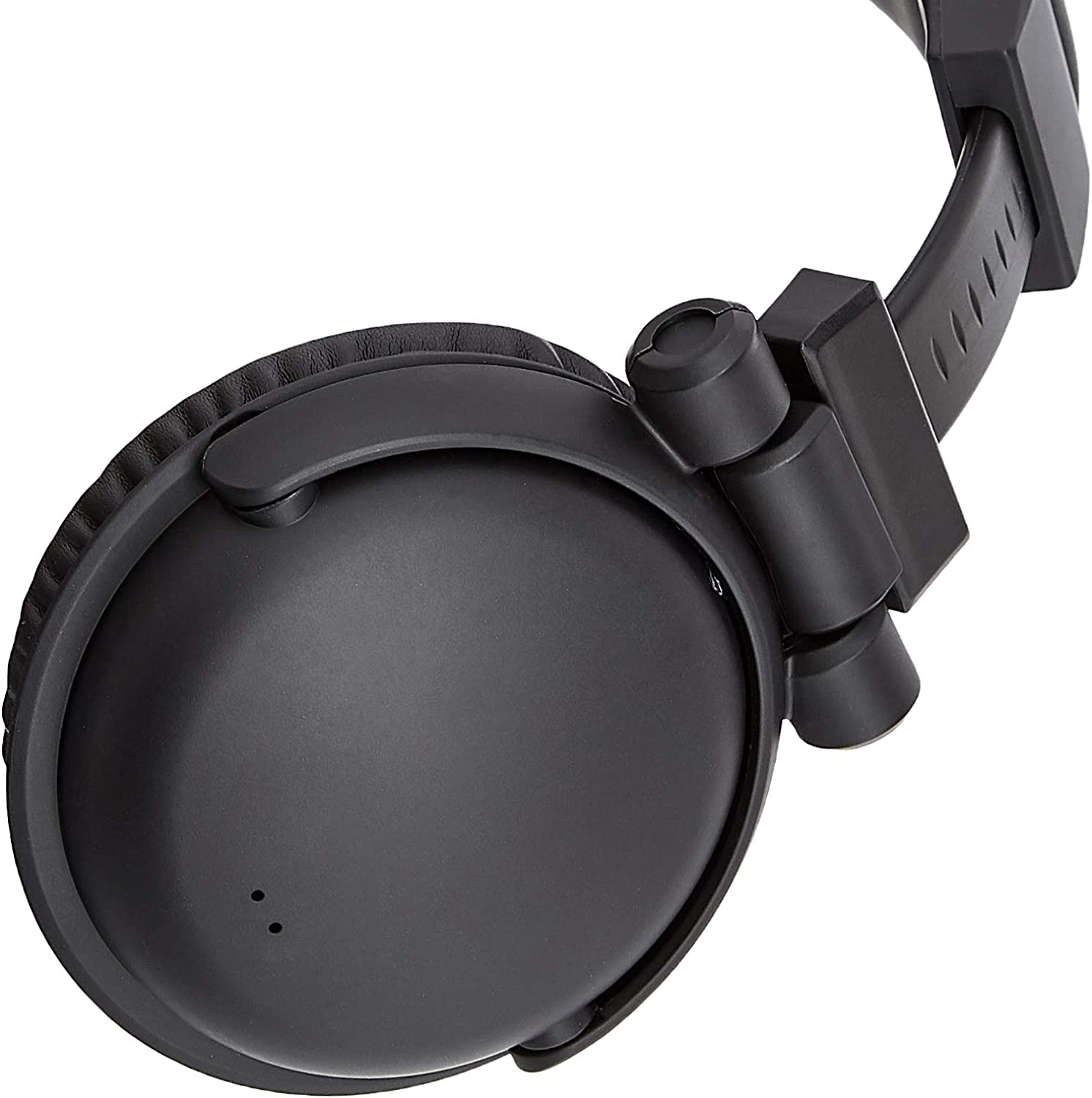 Basics Over-Ear Hi-Fi Foldable and Adjustable USB Headset with Mic and Mute