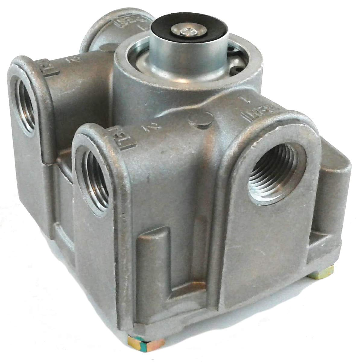 R-12 Relay Brake Valve - 1/2'' Delivery for Heavy Duty Big Rigs
