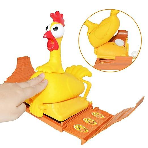 LCF Tricky Lucky Tocadiscos Fiesta de cumpleaños poniendo gallinas ...