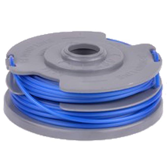 Spares2go - Juego de 3 bobinas y línea para desbrozadora Mac ...