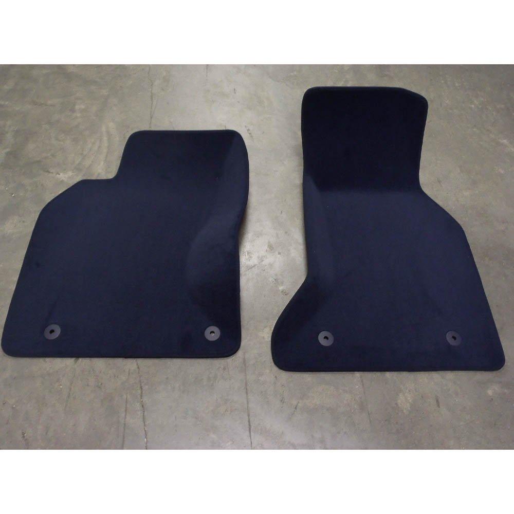 AUDI Genuine 4B1061220EC4LS Front Premium Textile Floor Mat