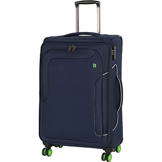 "it luggage Amsterdam lll 27.6"" 8 Wheel Semi Expandable Spinner"
