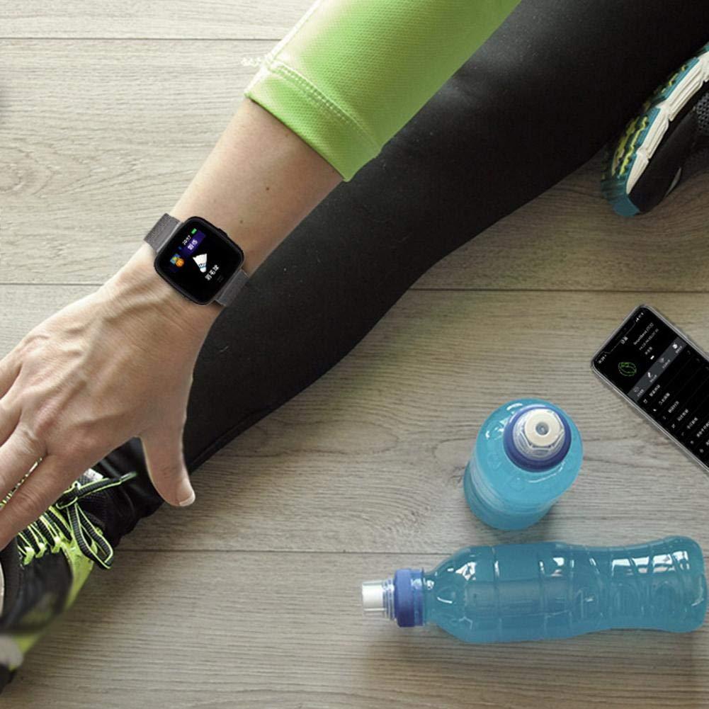 Amazon.com: Ambition.h Smart Watch Bluetooth Watch ...