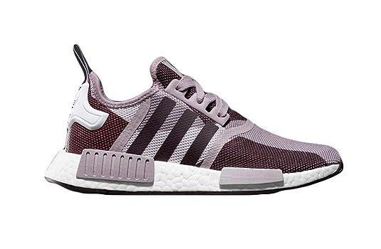in stock 6ebc9 35f81 ... ebay adidas nmd r1 womens s75721 blanch purple size 9.5 uk 8 f 42  amazon shoes