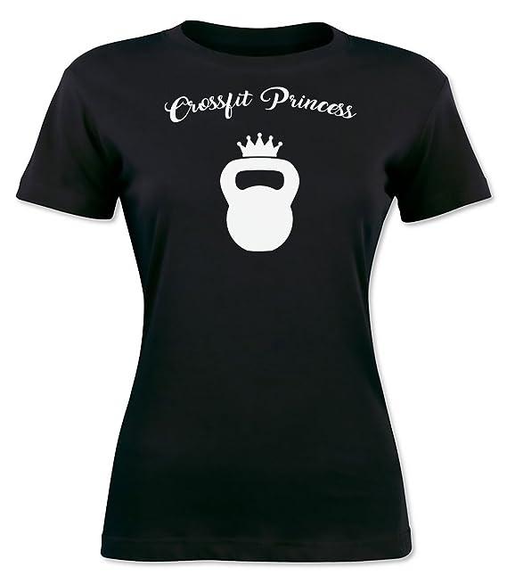 Lifting Princess Camiseta Crossfit Weight Queen Wowomen's T Shirt 8OPkN0nwX