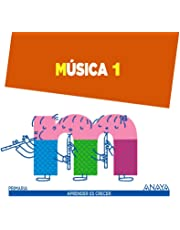 Música 1. (Aprender es crecer) - 9788467845747